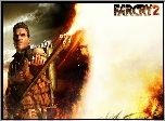 Far Cry2, Miotacz, Ognia